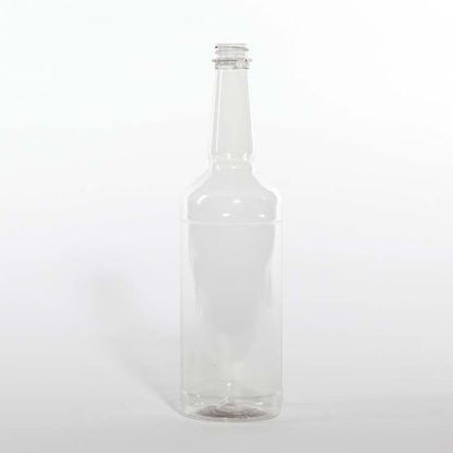 Picture of 32 oz Clear PET Cocktail Round, 28-400, 55 Gram