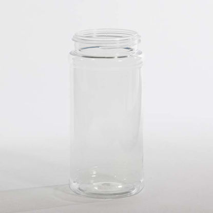 Picture of 16 oz Clear PET Spice Jar, 63-485