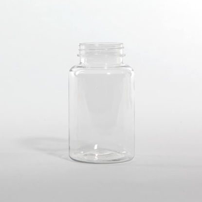 Picture of 250 cc Clear PET Packer, 45-400, 30 Gram