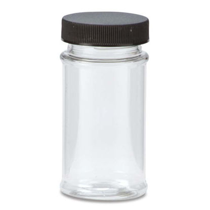Picture of 3.5 oz Clear PET Spice Jar, 43-485