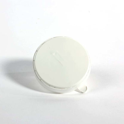 "Picture of 2"" White PE Tamper Evident Capseal"