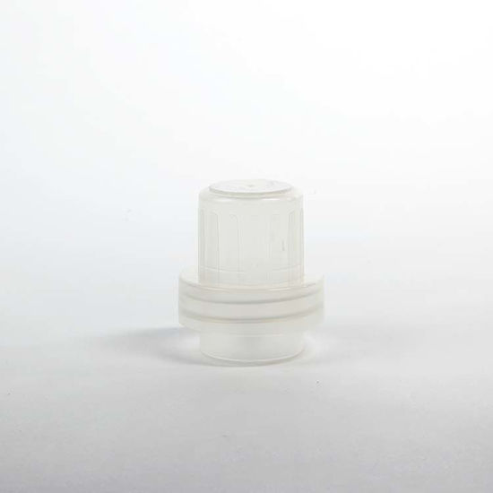 Picture of 51 mm Natural PP Drainback Overcap with 4% LDPE Foam Liner