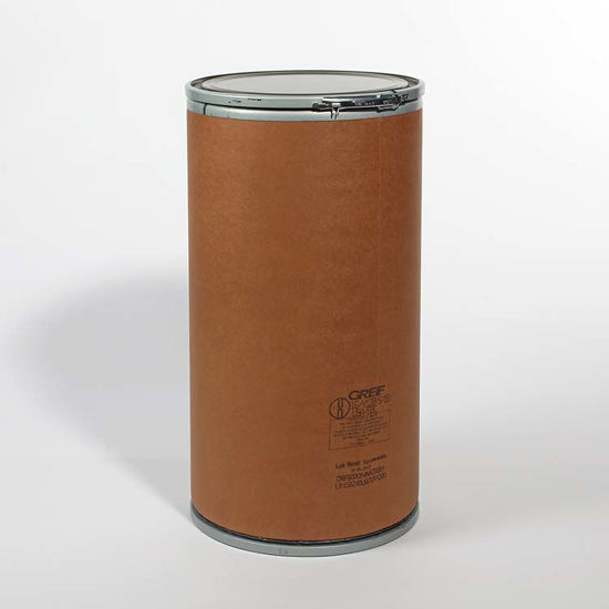Picture of 24 Gallon Fiber Drum with Steel Cover, 1G/Y120/S