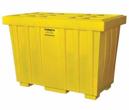 Picture of 220 Gallon Spill Kit Box with Lid