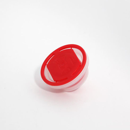 Picture of 42 mm Red PP REL Cap