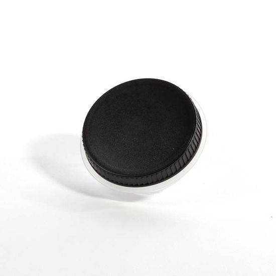 Picture of 57 mm Black HDPE Din Pour Spout (Tamper Evident)