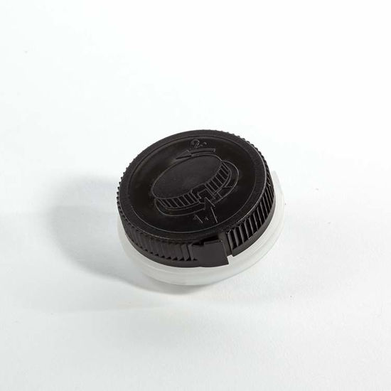 Picture of 42 mm Black PP Child Resistant Stolz Cap