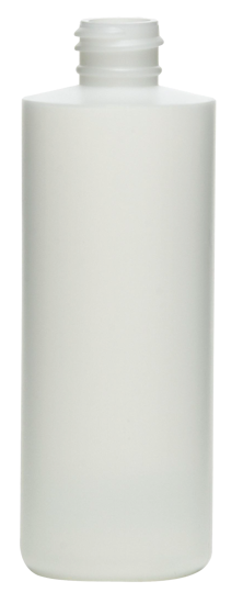 Picture of 2 oz Natural HDPE Cylinder Styleline, 20-410, 8.5 Gram