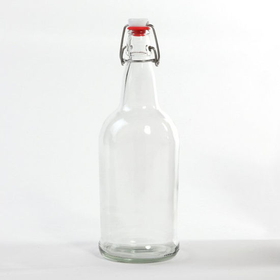 Picture of 1 liter Flint Swing-Top/Grolsch, 26-611, 12x1