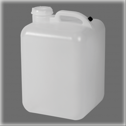 Picture of 5 Gallon Natural HDPE Dense Pak, 70mm, 530 Gram