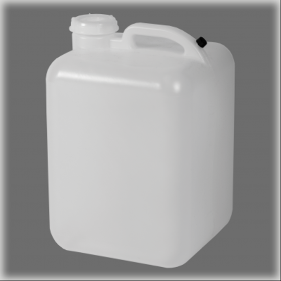 Picture of 5 Gallon Natural HDPE Dense Pak, 70mm, 900 Gram
