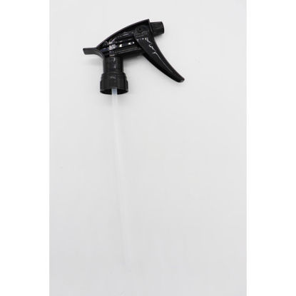Picture of 28-400 Black PP Chemical Resistant Trigger Sprayer, 240mm Dip Tube