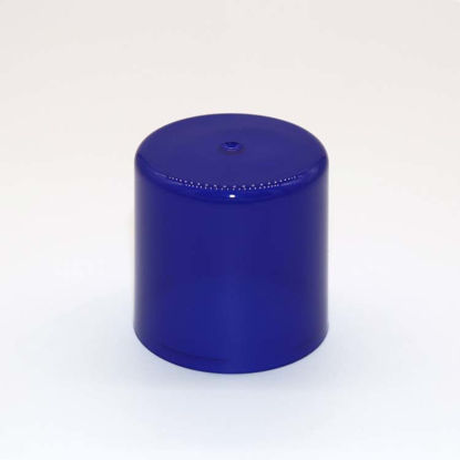 Picture of 43 mm Blue PP Overcap