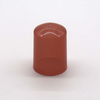 Picture of 33 mm Red Brown PP Overcap