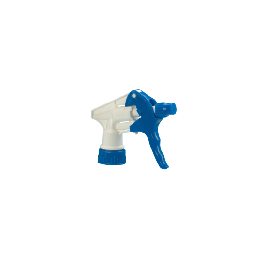 "Picture of Model 250™ Blue/White Shipper Style Trigger Sprayer Valu-Mist®, 9.25"" Dip Tube"