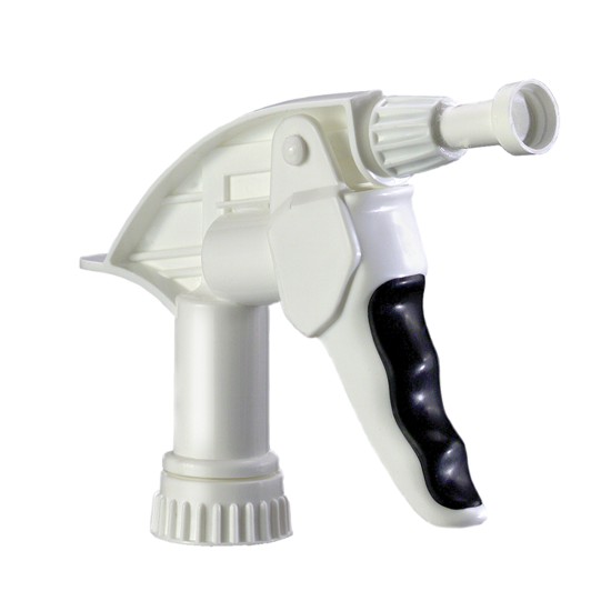 "Picture of Model 640™ White Big Blaster Foamer Trigger Sprayer, 9.25"" Dip Tube"