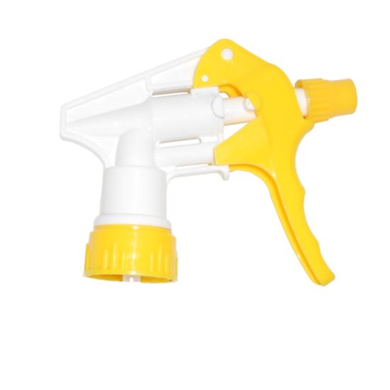 "Picture of Model 250™ Yellow/White Shipper Style Trigger Sprayer Valu-Mist®, 9.25"" Dip Tube"