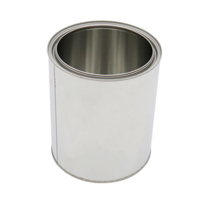 Picture of 1 Gallon Round Can, Unlined, 165mm x 195mm