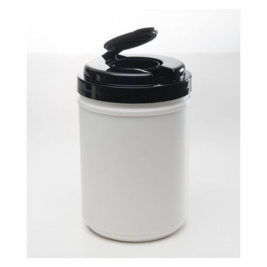 Picture of 31 oz White HDPE Snap-It Canister, 83 mm, 50 Gram